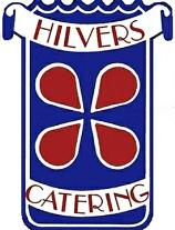 Hilvers Catering flag designed by Earl John Hilvers